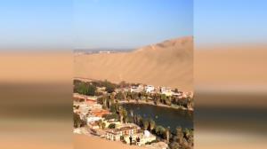 تکهای از بهشت در دل صحرای پرو به نام هواکاچینا