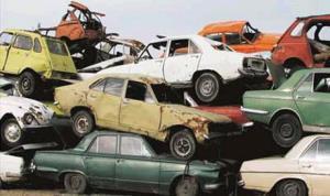 پیش بینی هشت میلیون خودروی فرسوده در چهار سال آینده