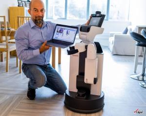 کنترل رباتیک مبتلایان آلزایمر و اختلالات شناخت