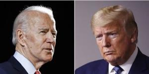 نظرسنجی جدید در آمریکا؛ ترامپ رئیس جمهور بهتری از بایدن بود