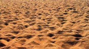 جوشیدن عجیب خاک در روستای هلیله