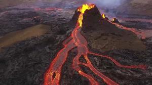 فوران آتشفشان در جزایر قناری اسپانیا