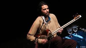 تار ایرانی علی قمصری به مناسبت تولدش در رفسنجان