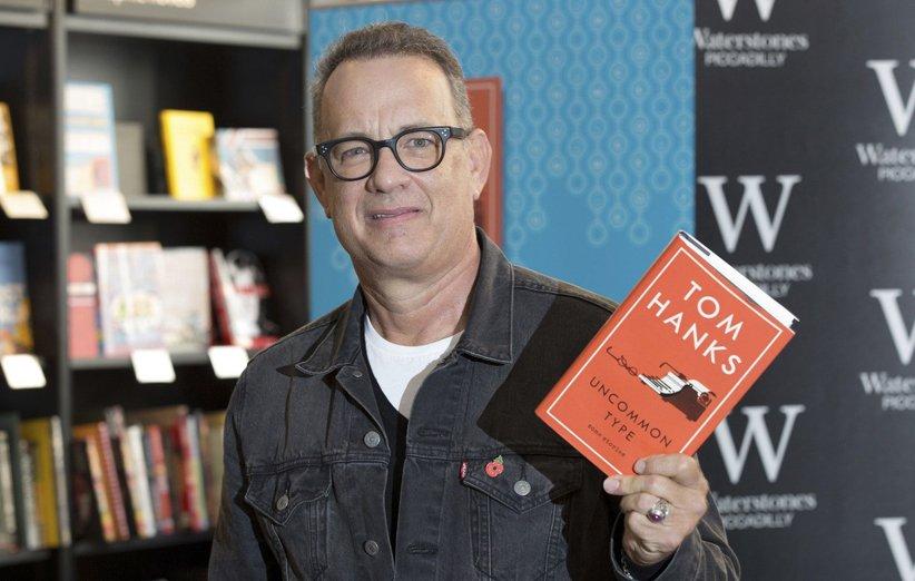 داستانهای ماشینتحریر؛ کتابی که تام هنکس با ماشینتحریر نوشت