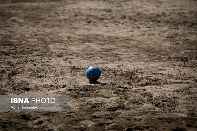 قرعهکشی لیگ فوتبال ساحلی زنان انجام شد