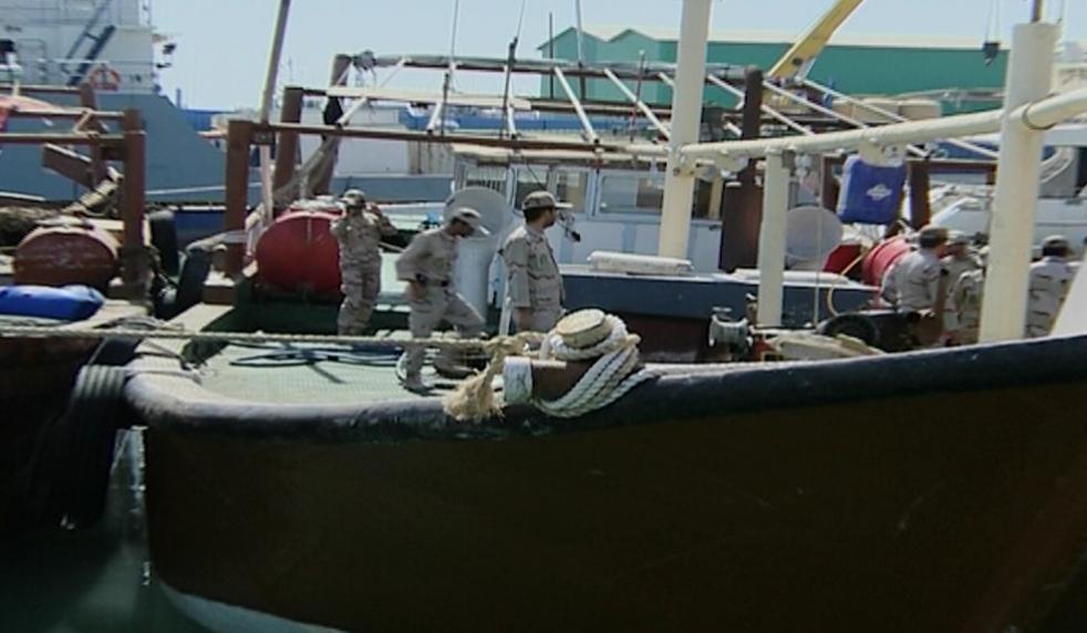 کشف بیش از ۳۳ میلیارد تومان کالای قاچاق در آبهای بوشهر