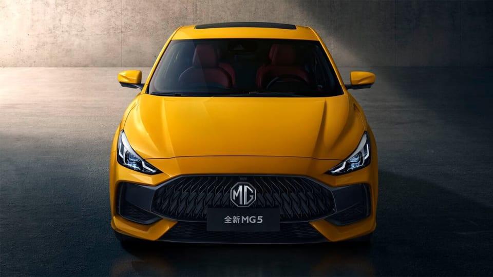 معرفی یک خودروی باکیفیت چینی/ ام جی5 مدل 2021 زیباتر از همیشه وارد بازار می شود