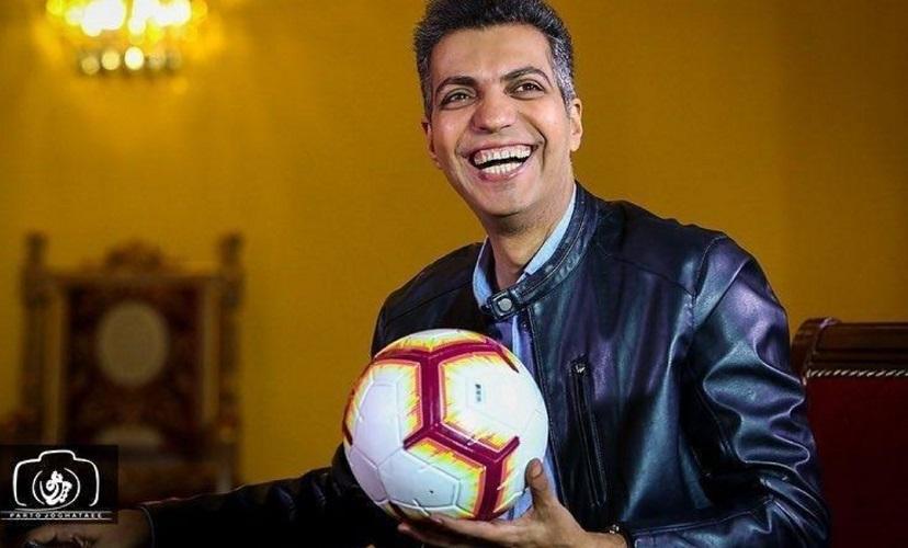 بازگشت فردوسي پور به تلويزيون با فصل جديد «فوتبال ۱۲۰»
