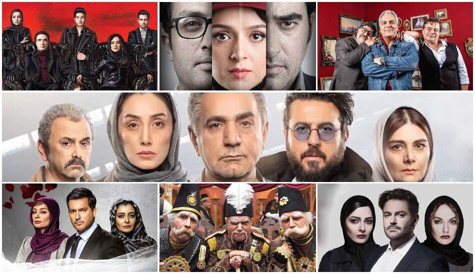 سریالهای تلویزیونی و مجموعههای شبکه نمایش خانگی در یک تقابل 11ساله