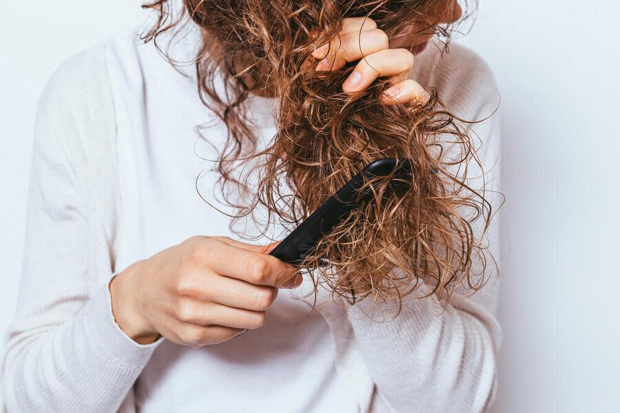 راهکاری موثر برای جلوگیری از سفیدشدن موها