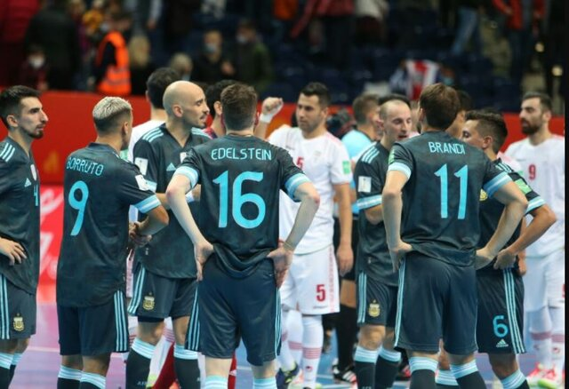 ایران و آرژانتین تا مراحل پایانی جامجهانی پیش میروند