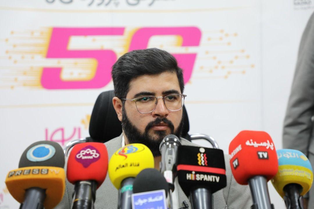مدیرعامل شرکت پرداخت الکترونیک سداد خبر داد؛  رونمایی از 5G صد درصد ایرانی/ هزینههای بانکی کمتر میشود