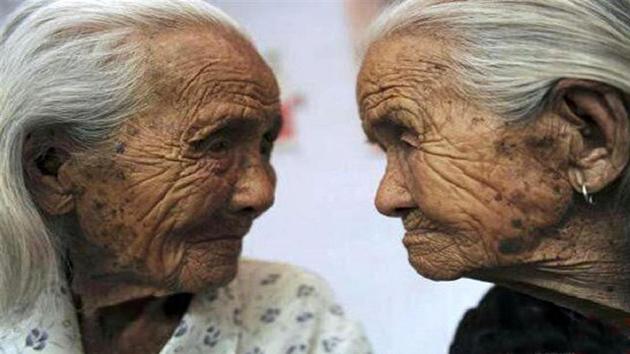 خواهران ژاپنی؛ مسنترین دوقلوهای جهان