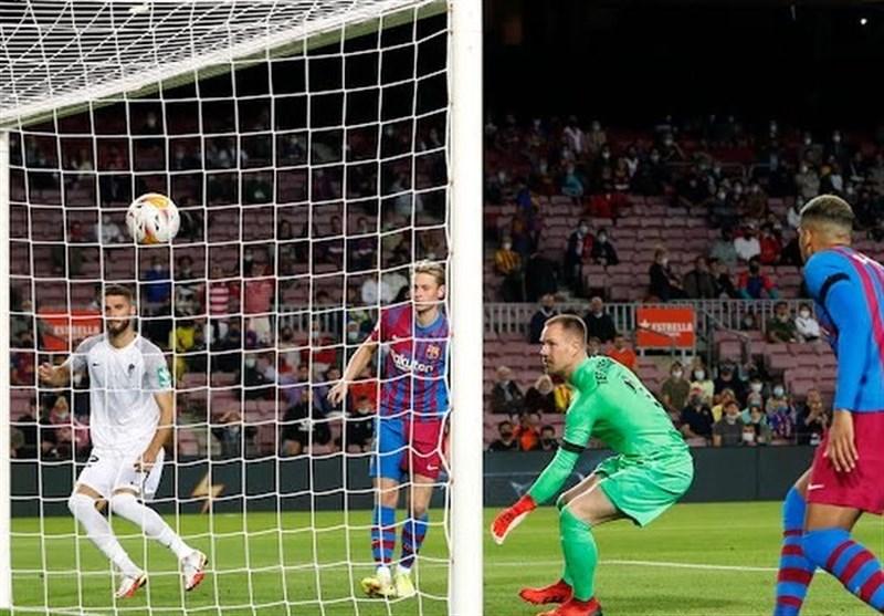 لالیگا/ بارسلونا از شکست گریخت
