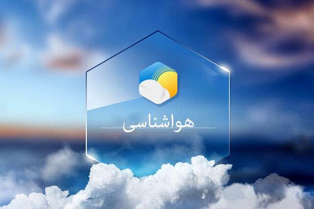 تقابل افزایش و کاهش دما در زنجان