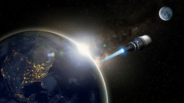 تحقق قریبالوقوع پرواز فضایی حرارتی هستهای با قرارداد جدید دارپا