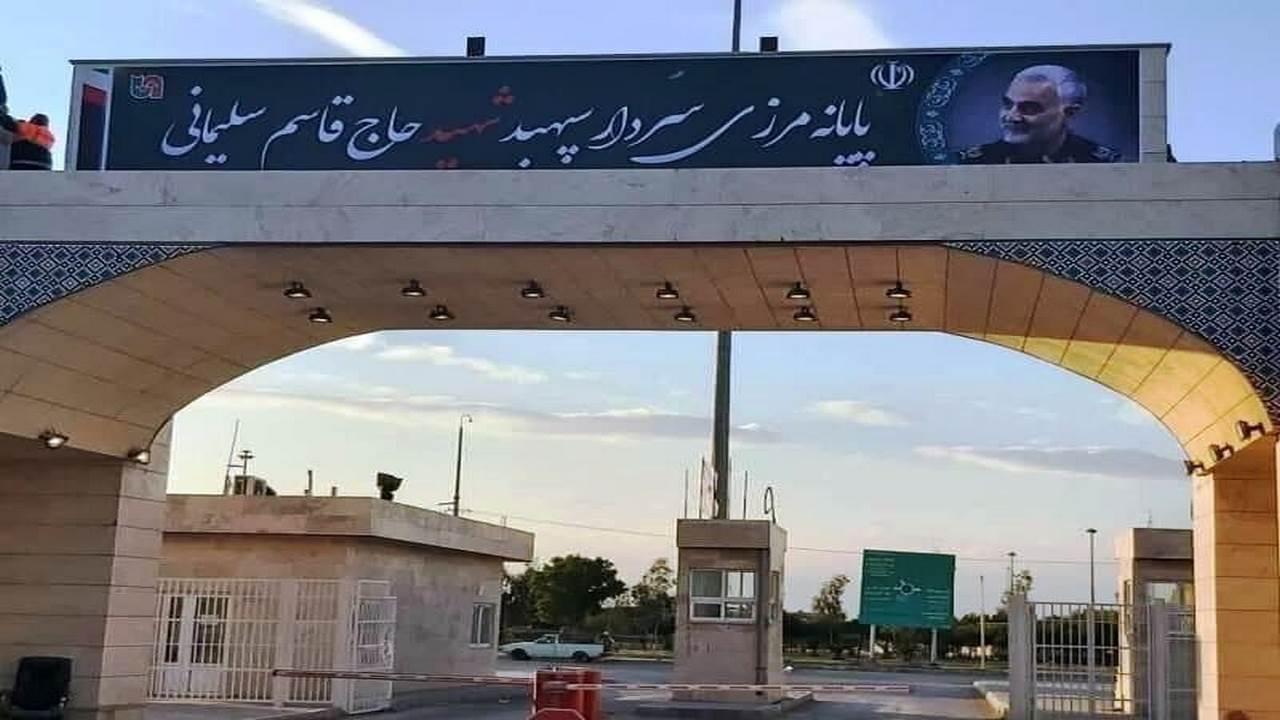 دستگیری ۵۰۰ نفر در مرز مهران به دلیل تردد غیرمجاز