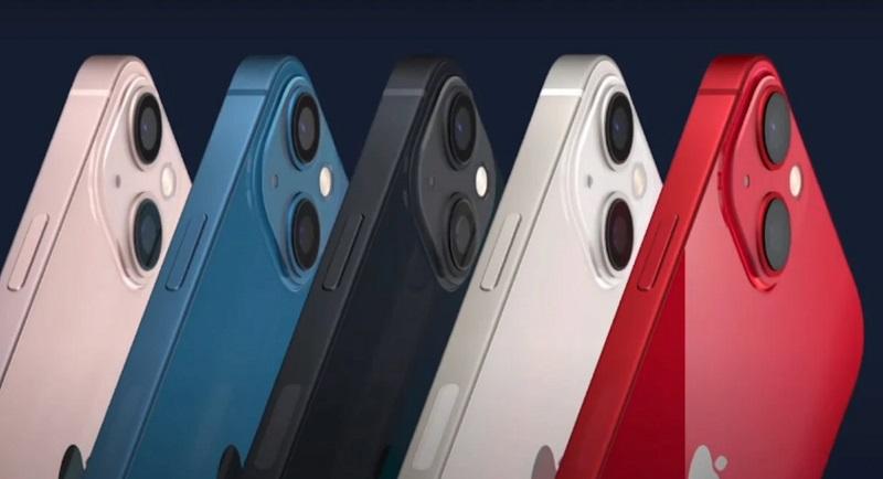 فروش گوشیهای سری آیفون 13 اپل از خانواده آیفون 12 پیشی گرفت