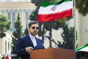 خطیبزاده: نشست ایران و ۱+۴ در نیویورک در دستور کار نیست