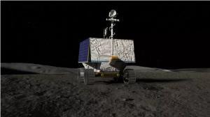 کاوشگر رباتیک ناسا به ماه می رود