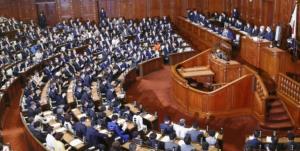 زمان انتخاب نخستوزیر جدید ژاپن