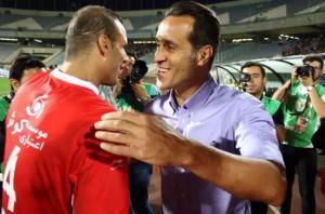 واکنش علی کریمی به حضورش در هیات مدیره باشگاه پرسپولیس
