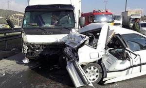 ۶۶ درصد از ماموریتهای هلالاحمر در حوزه سوانح جادهای است