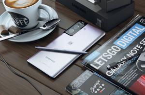 حق اختراع سامسونگ Galaxy Flex Note را ببینید
