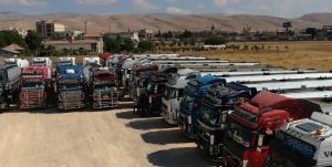 کاروان جدیدی از تانکرهای حامل سوخت ایران وارد لبنان شد