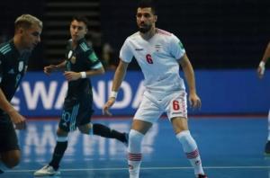 سرنوشت کارت زرد سه بازیکن تیم ملی فوتسال ایران چه میشود؟