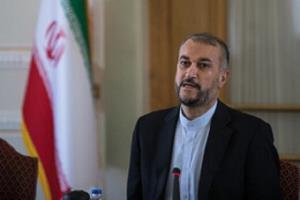 گزارش توئیتری امیرعبداللهیان از دیدارهای امروز در سازمان ملل