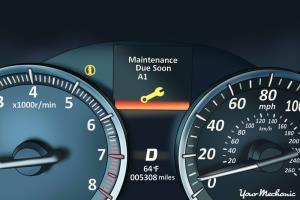 راهکاری ساده برای خاموش کردن چراغ سرویس خودرو بدون استفاده از دستگاه دیاگ