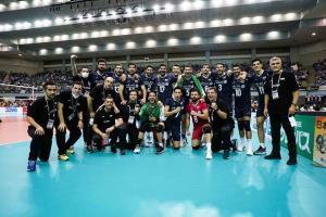 قهرمان آسیا بدون استقبال مسئولان وارد ایران شد
