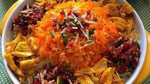 روش پخت «هویج پلو» خوشمزه و مجلسی برای دورهمی ها