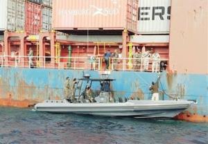 توقیف ۴ فروند شناور صیادی متخلف در بندر ماهشهر