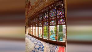 خانه تاریخی ملاباشی در اصفهان