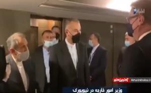 گزارش کامران نجف زاده از ماموریت هیات ایرانی در نیویورک