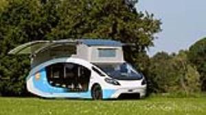 استلا ویتا، نخستین کمپر خورشیدی جهان