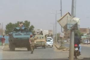 وزیر اطلاع رسانی سودان: اوضاع تحت کنترل است