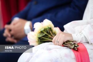 افزایش ۱۹ درصدی ازدواج در گلستان