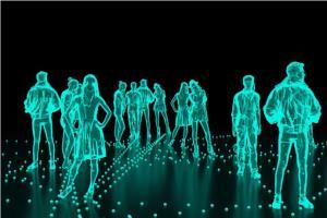 دانشمندان هولوگرامهای قابل لمس میسازند
