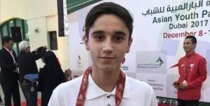 شناگر جوان گیلانی در اردوی آمادگی مسابقات پارا آسیایی بحرین