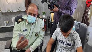 گروگانگیری پسر 14 ساله در کرمان