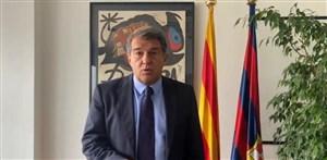 پیام لاپورتا به هواداران خشمگین بارسلونا