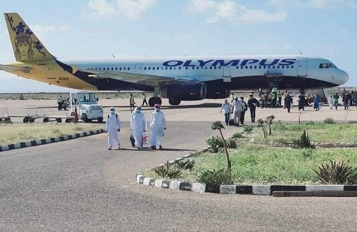 عربستان مانع فرود هواپیمای امارات در «سقطری» یمن شد