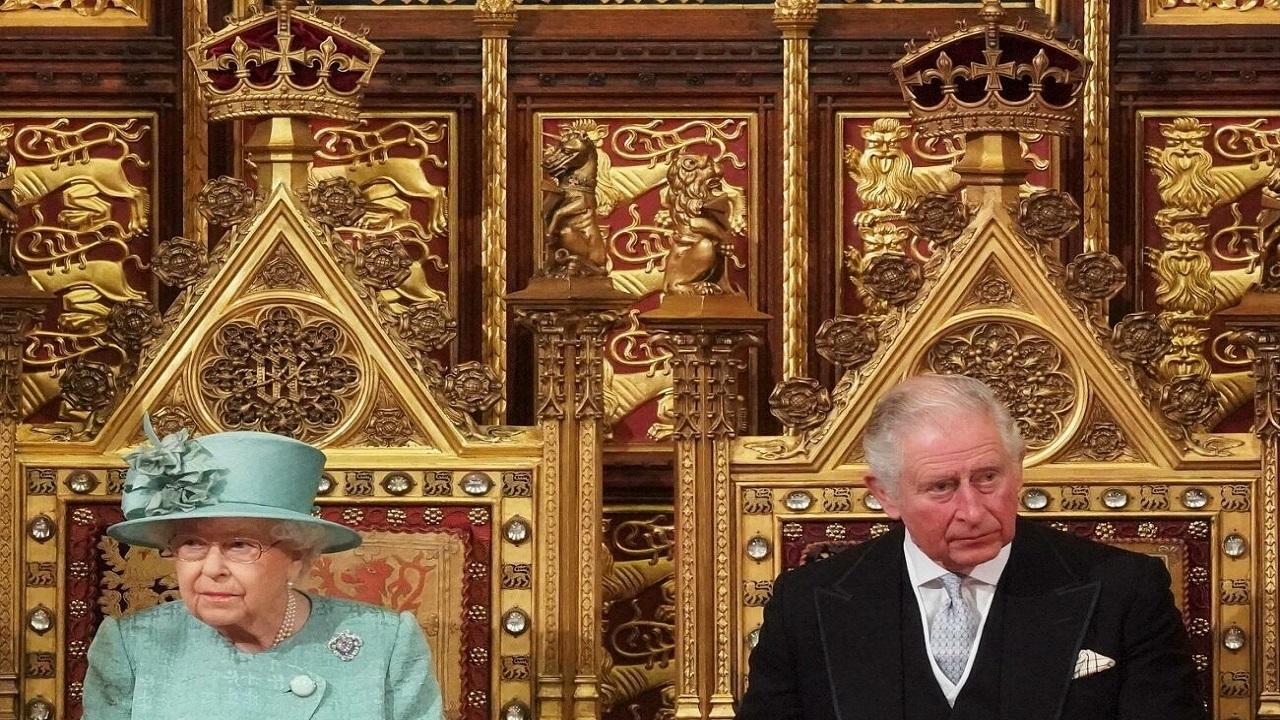 دعوای ملکه الیزابت و ولیعهد انگلیس بر سر کاخ باکینگهام