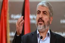خالد مشعل: اسرای فلسطینی به زودی آزاد خواهند شد