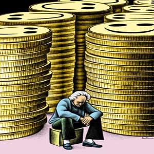 داستانک/ مرد ثروتمند و جواهراتش