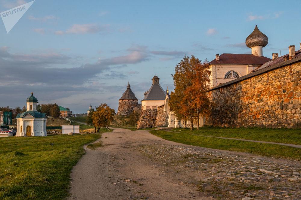 پاییز طلایی در روسیه