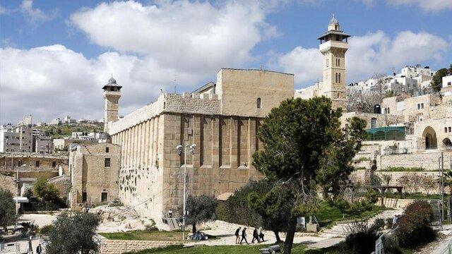 رژیم صهیونیستی حرم ابراهیمی را بست